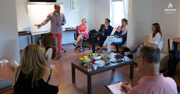 Erickson Coaching CZ workshopem inspiroval zájemce o koučink