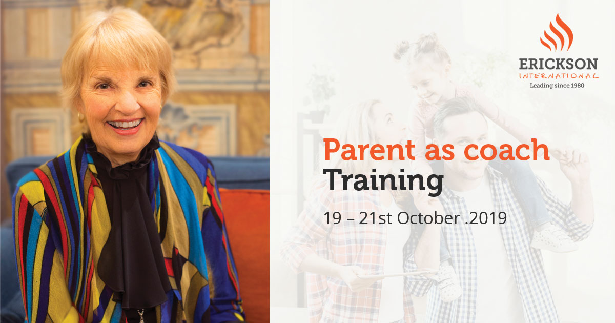 Parent as coach Training with Marilyn Atkinson